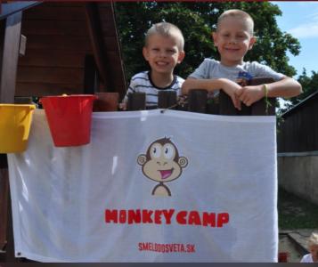 MONKEY CAMP 2018